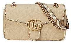 Gucci Women's Small GG Marmont 2.0 Shoulder Bag