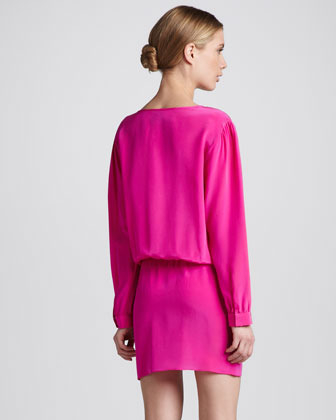 Rory Beca Foxy Tie-Front Dress