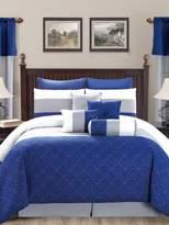 Duck River Somerset Reversible Oversized & Overfiiled Comforter Set