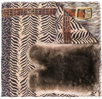 Pierre Louis Mascia printed Fanory scarf