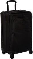 Tumi Alpha 2 - International 4 Wheeled Office Carry-On Carry on Luggage
