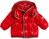 Moncler Abelard Hooded Nylon Down Jacket