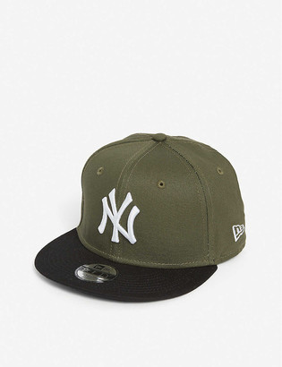 New Era Kids 9FIFTY New York Yankees cotton baseball cap