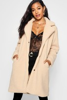 Thumbnail for your product : boohoo Teddy Faux Fur Coat