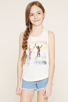 Forever 21 FOREVER 21+ Girls Sunshine Tank (Kids)