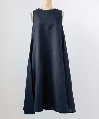 Embellish Women's Casual Dresses Black - Black Shari Linen-Blend Dress - Women