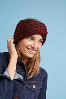 Anthropologie Twisted Knit Earband