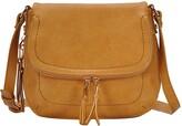 Antik Kraft Faux Leather Crossbody Bag
