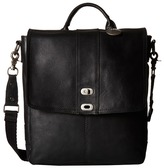 Will Leather Goods North/South Cross body