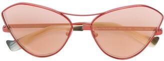 Grey Ant Cat Eye Sunglasses