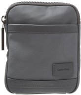 Calvin Klein Jeans Ethan 2.0 Mini Flat Crossover Across Body Bag Grey
