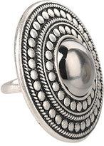 Medallion Shield Ring