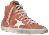 Golden Goose Deluxe Brand lace up trainer
