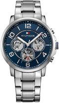 Tommy Hilfiger Men's Sophisticated Sport Stainless Steel Bracelet Watch 44mm 1791293