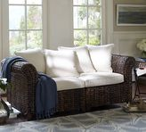 Pottery Barn Seagrass 2-Piece Loveseat