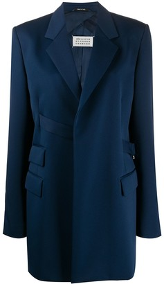 Maison Margiela Strap Tailored Blazer