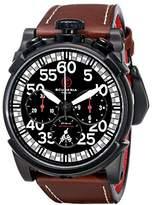 CT Scuderia Men's CS10504 Analog Display Swiss Automatic Brown Watch