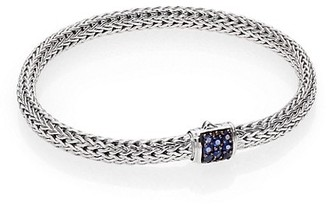 John Hardy Classic Chain Gemstone & Sterling Silver Extra-Small Bracelet
