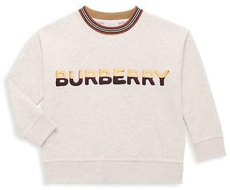Burberry Little Kid's & Kid's Shortbread Sweater