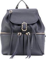Salvatore Ferragamo Carol backpack - women - Calf Leather - One Size