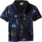 Paul Smith Printed Short Sleeves Polo Boy's Short Sleeve Pullover