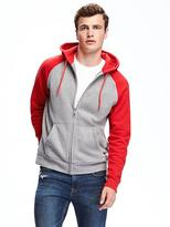 Old Navy Classic Full-Zip Color-Block Hoodie for Men