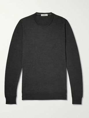 Mr P. Slim-Fit Cashmere Sweater - Men - Gray