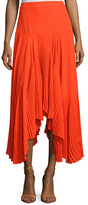 Alexis Liann Pleated Cascade Skirt