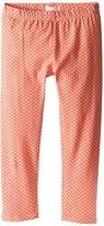 Pumpkin Patch Kids Core Essentials Emily 3/4 Length Printed Leggings (Toddler/Little Kids/Big Kids)