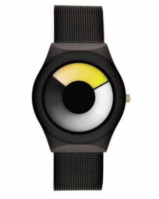 Softech London Casual Watch M120 Yellow
