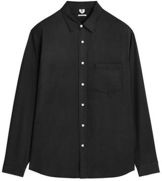 Arket Fluid Lyocell Shirt