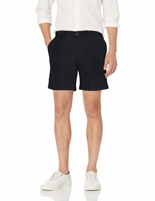 "Goodthreads Men's 7"" Inseam Stretch Seersucker Short"