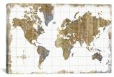 Apt2B All That Glitters GILDED MAP