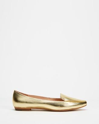 Mollini Gyro Leather Flats