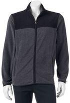 Croft & Barrow Men's Classic-Fit Arctic Fleece Full-Zip Jacket