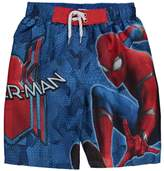 "Spiderman Big Boys' ""Spider Scales"" Boardshorts - , 10-12"