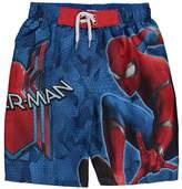 "Spiderman Big Boys' ""Spider Scales"" Boardshorts"