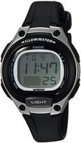 Casio Women's 'Classic' Quartz Resin Casual Watch, Color:Black (Model: LW-203-1AVCF)