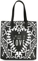 Givenchy Power of Love classic tote - women - Polyamide/Polyester/Polyurethane - One Size