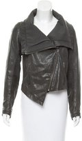 Yigal Azrouel Casual Moto Jacket