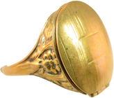 One Kings Lane Vintage Victorian Locket Ring