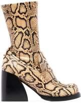 Chloé adelie short boots
