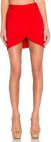 Lovers + Friends x REVOLVE Mini Wrap Skirt