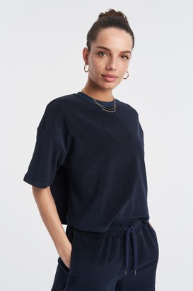 Sold Out Nyc The Very Terry Crop T-Shirt