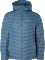 Peak Performance - Frost Pertex Hooded Down Ski Jacket