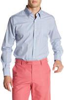Peter Millar Cape Glen Plaid Print Regular Fit Shirt