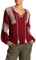 Tularosa Shane Long Sleeve Blouse