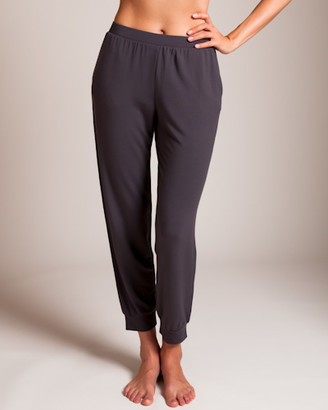 Skin Modal French Terry Flannery Pant