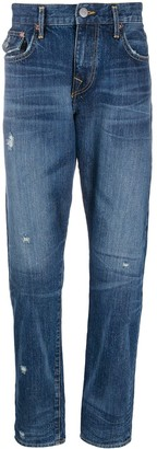 True Religion Geno selvedge jeans