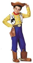 Toy Story Disney Boys' Woody Costume